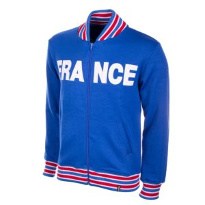Frankrijk retro trainingsjack jaren '60