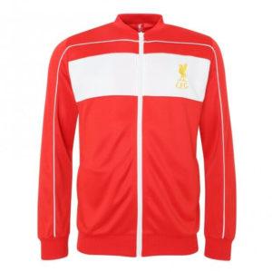 Liverpool retro trainingsjack 1982 - Rood