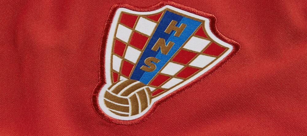 Kroatië trainingsjack EK 2021