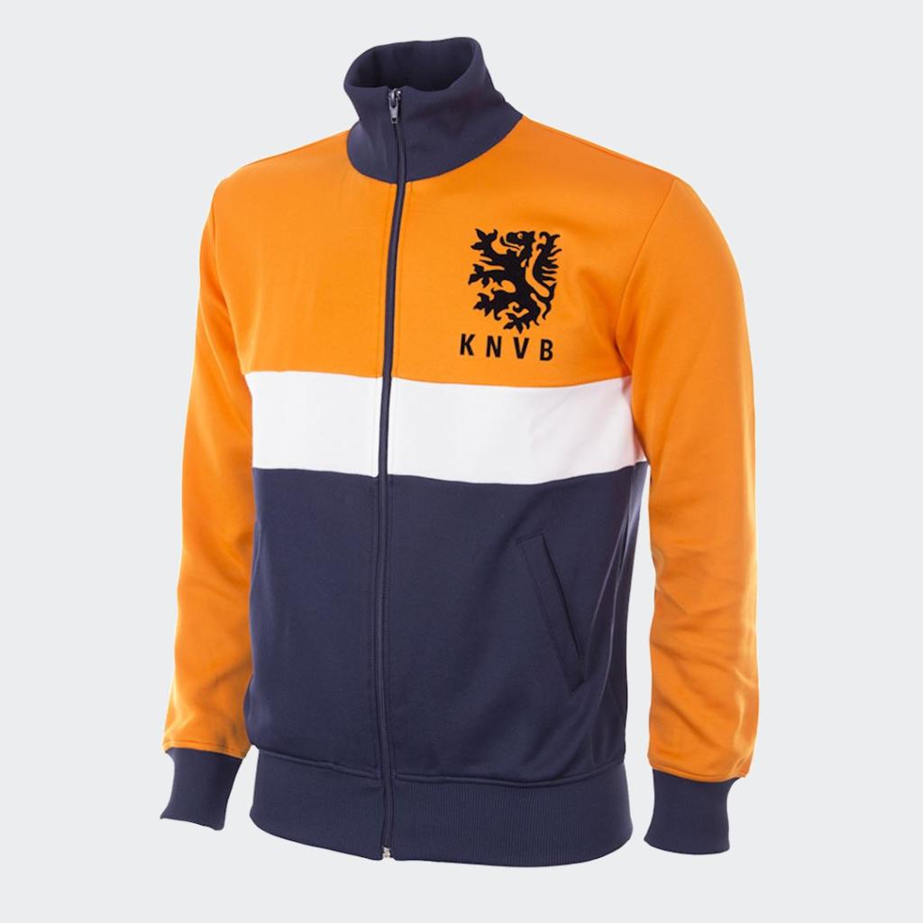 Nederlands Elftal retro trainingsjack