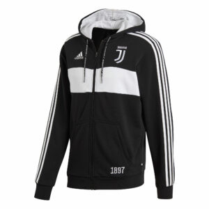 Juventus FZ Hoodie 2019-2020 - Zwart/ Wit