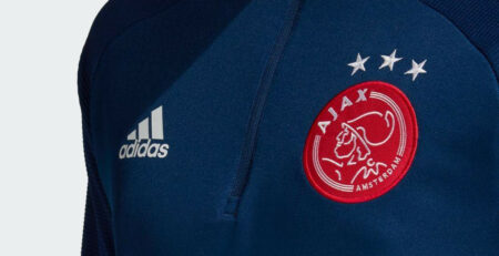 Blauw Ajax trainingspak